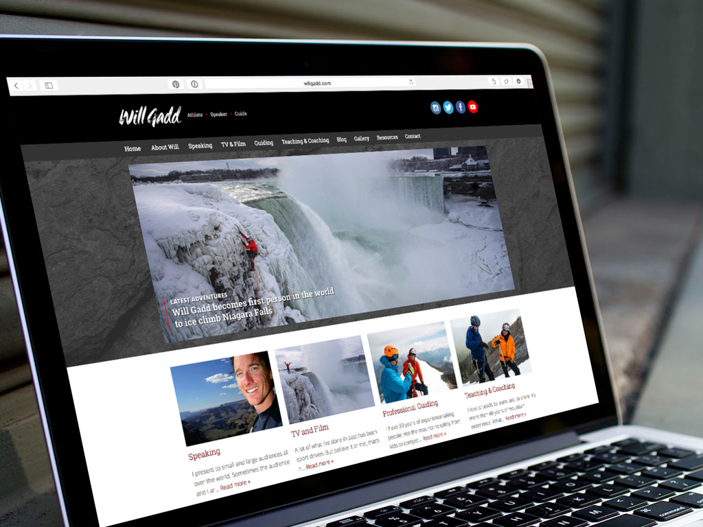 Will Gadd Website