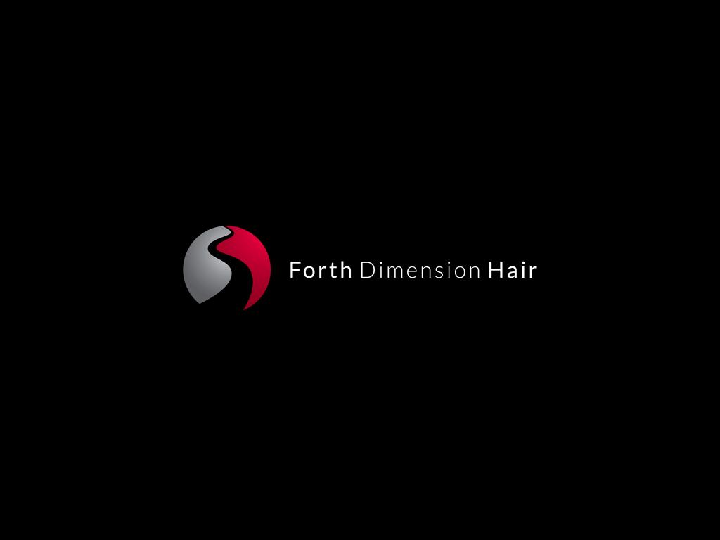 Forth Dimension Hair Logo