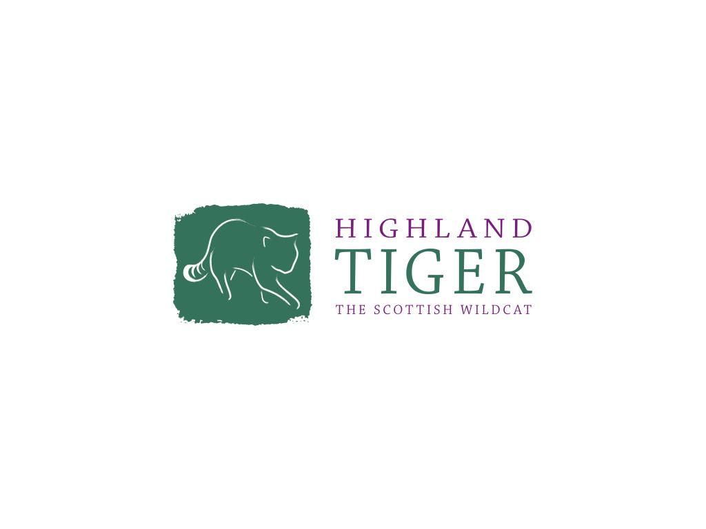 Highland Tiger Logo