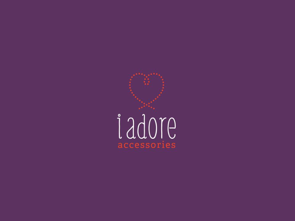 I Adore Accessories Logo
