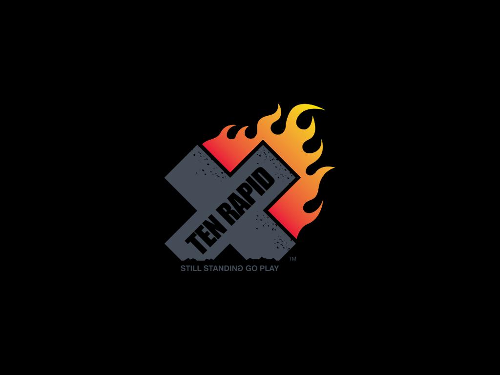 Ten Rapid Logo