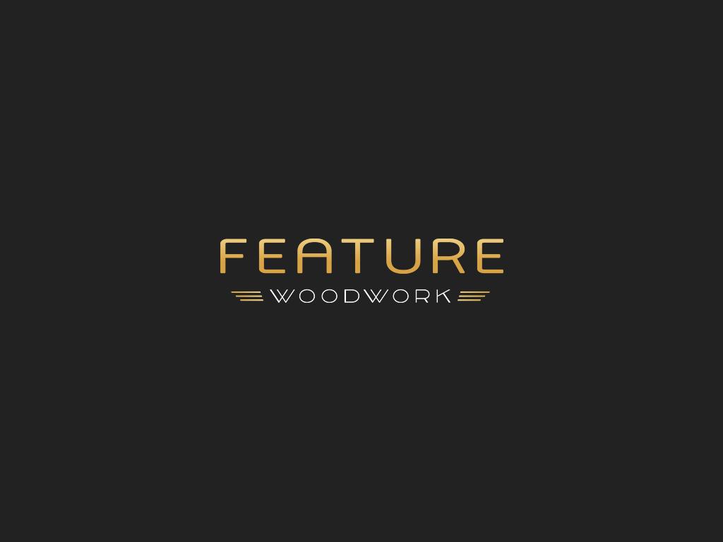 Feature Woodwork Logo