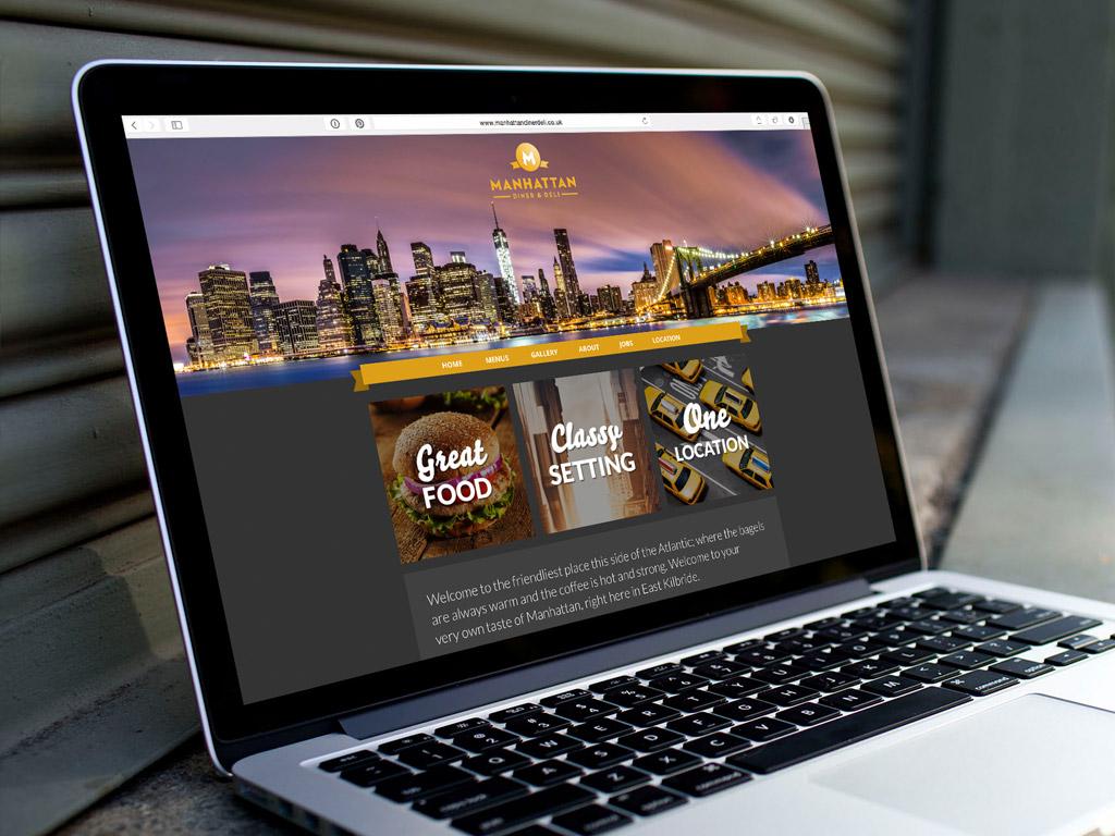Manhattan Website