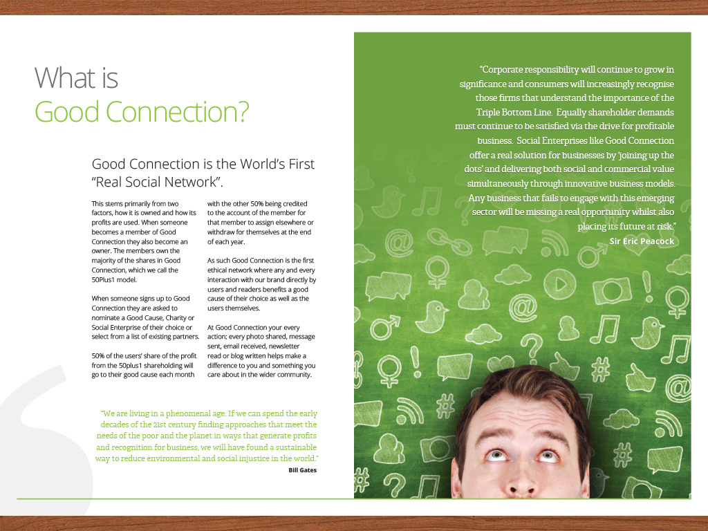 Good Connection Brochure