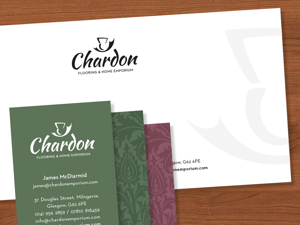 Chardon Stationery