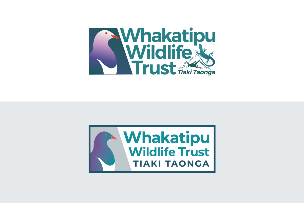 Whakatipu Wildlife Trust logo refresh
