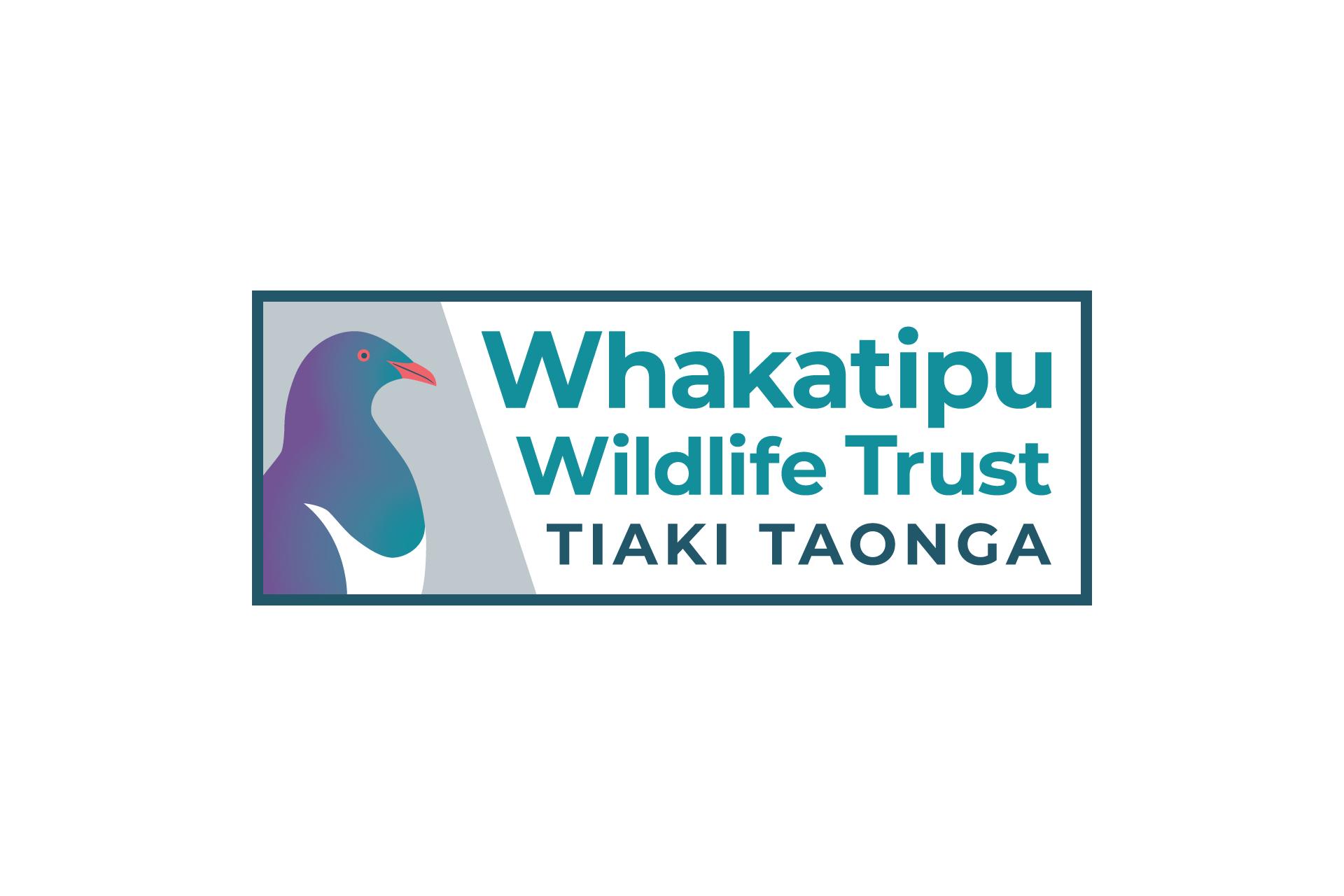Whakatipu Wildlife Trust Logo