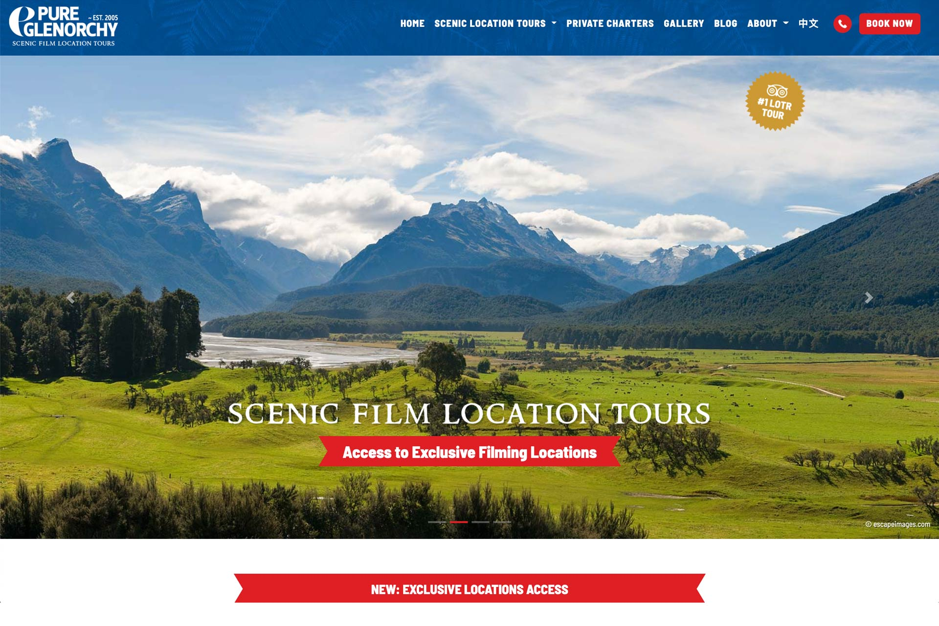 Pure Glenorchy Scenic Tours